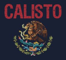Calisto Surname Mexican Kids Clothes