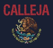 Calleja Surname Mexican Kids Clothes