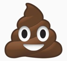 Emoji Poo by Tumblr Artwork