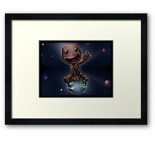 Cosmic Thing Framed Print