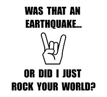 Rock Your World by TheBestStore