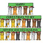 Happy Christmas to my nephew and his husband by KateTaylor