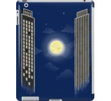 Ping Pong Moon iPad Case/Skin