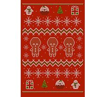 Tis the Season to be Cute Photographic Print
