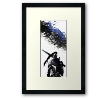 Dark Souls - Artorias Framed Print