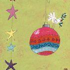 the mistletoe by Tine  Wiggens