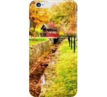 Whisky Creek iPhone Case/Skin