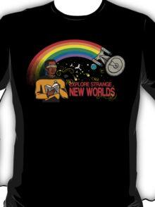 Reading Trek, Shirt T-Shirt