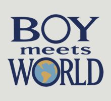 Boy meets world by laperalimonera8