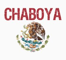 Chaboya Surname Mexican Kids Clothes