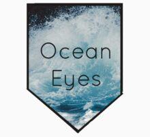 Ocean Eyes Pocket Kids Clothes