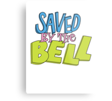 Saved by the bell Metal Print