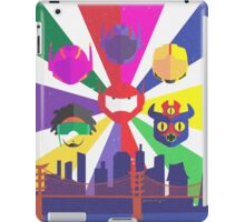 Heroes of San Fransokyo iPad Case/Skin