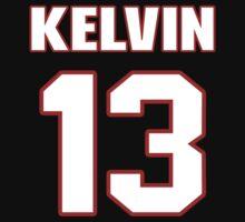 NFL Player Kelvin Benjamin thirteen 13 by imsport