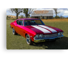 Chevelle Canvas Print