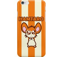 Hamtaro! iPhone Case/Skin