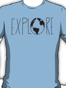Explore the Globe T-Shirt