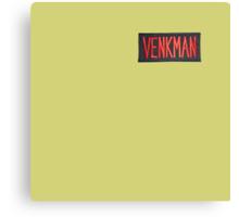 VENKMAN Canvas Print