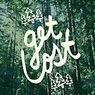 Get Lost x Muir Woods by Leah Flores