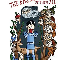 The Fairest Of Them All by Vivienne da Silva