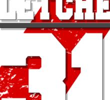 Fletcher Sash Sticker