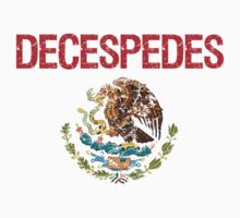 Decespedes Surname Mexican Kids Clothes