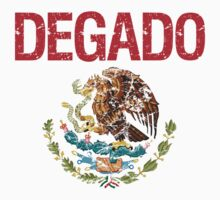 Degado Surname Mexican Kids Clothes