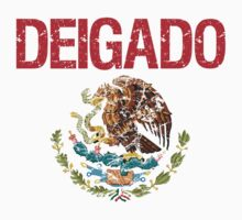 Deigado Surname Mexican Kids Clothes