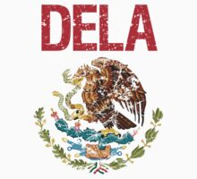 Dela Surname Mexican Kids Clothes