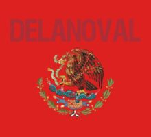 Delanoval Surname Mexican Kids Clothes