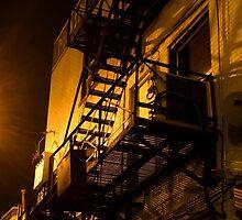 Fire Escape by Photowalker1983