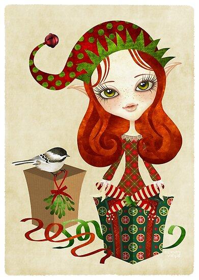 Jollybelle Elf by sandygrafik
