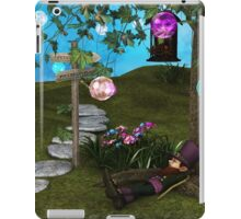 Nap in the Glade iPad Case/Skin