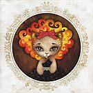 Cowardly Lioness by sandygrafik