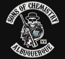 Sons of Chemistry by nova-i