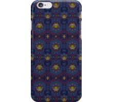 Psychedelic Fractal Manipulation Pattern iPhone Case/Skin