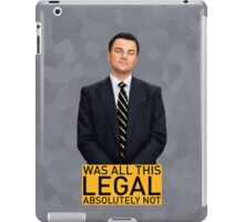 Wolfie iPad Case/Skin