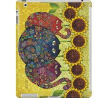 Cats With Sunflowers iPad Case/Skin