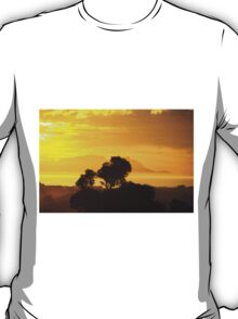 Last Sunset before Elections T-Shirt