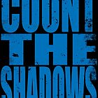 Count The Shadows (BLUE) by Penelope Barbalios