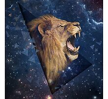 Lion in stars by Viterbo