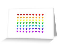 Love Is All Around I Greeting Card