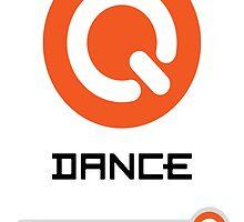 Q-Dance Festivals -Black Font- by Kontrabass32