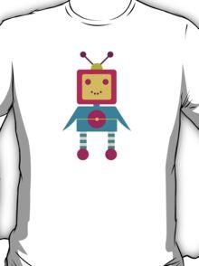 MY ROBOT FRIEND - 4 T-Shirt