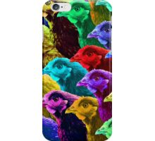 Chick fever IV iPhone Case/Skin