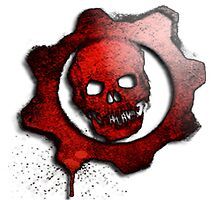 Gears of War Logo by easymoney