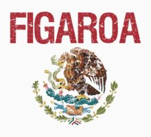 Figaroa Surname Mexican Kids Clothes