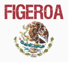 Figeroa Surname Mexican Kids Clothes