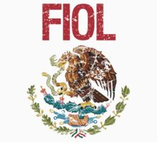 Fiol Surname Mexican Kids Clothes