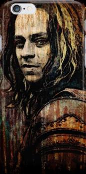 Jaqen H'ghar by David Atkinson